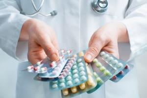 Tabletten und Pillen